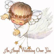 An angel to watch over you Shirin