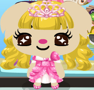 Anneliese (Pet Society version)