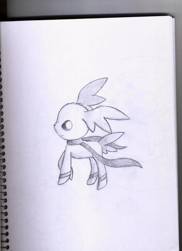 Areon the flying type eeveelution