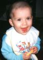 Baby Zayn (1 Direction) rare pic x