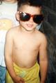 Baby Zayn rare pic x