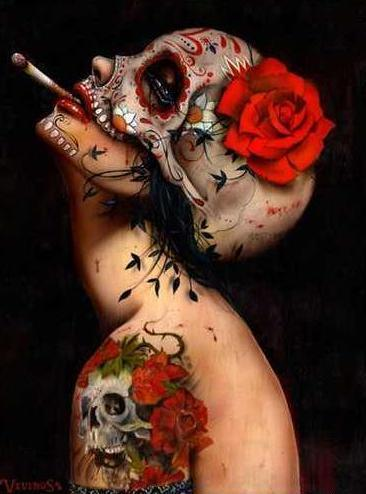 Badass Tattoos - Tattoos Fan Art (16790738) - Fanpop fanclubs