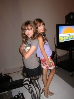 Bella& Alyson Ashley Arm(Zora,From Sonny With A Chance)