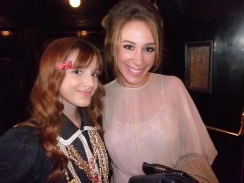 Bella And Haylie Duff<3