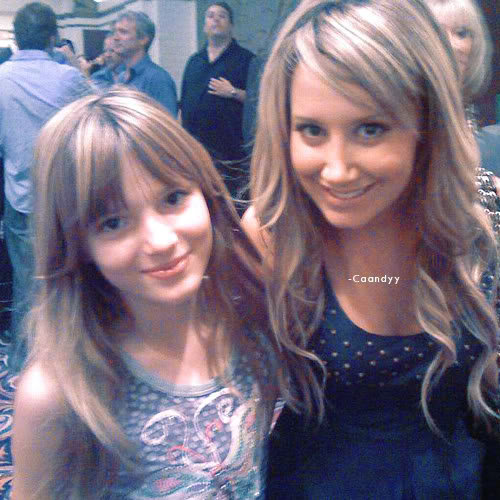 Bella & Ashley Tisdale<3