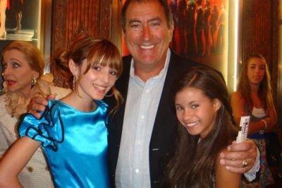 Bella&Her Friend&Kenny Ortaga