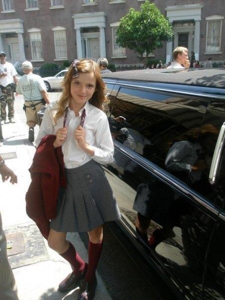 Bella In Uniform<3