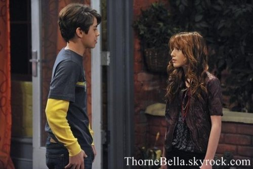 "Bella On ""Wizards Of Waverly Place"""