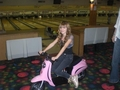 Bella On her Pink Scooter!!<3