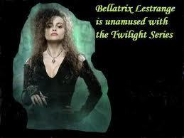 Bellatrix's Disapproval