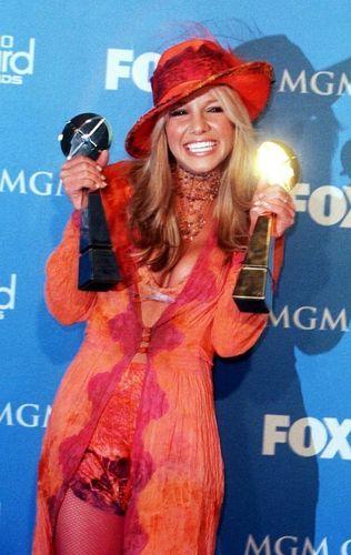 Billboard musique Awards,Las Vegas,2000