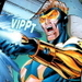 Booster Gold - dc-comics icon