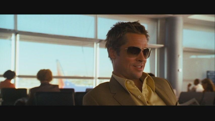 Brad Pitt Oceans. Brad Pitt in quot;Ocean#39;s Thirteen
