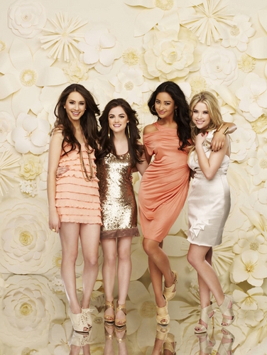 Brand New Cast Promotional Photoshoot HQ
