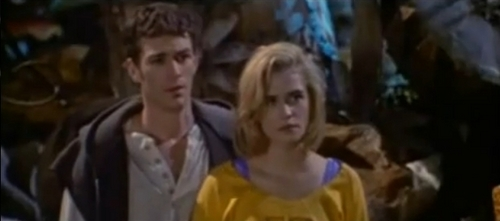Beverly Hills 90210 - Brooders (Dylan/Luke) #18: Because ...
