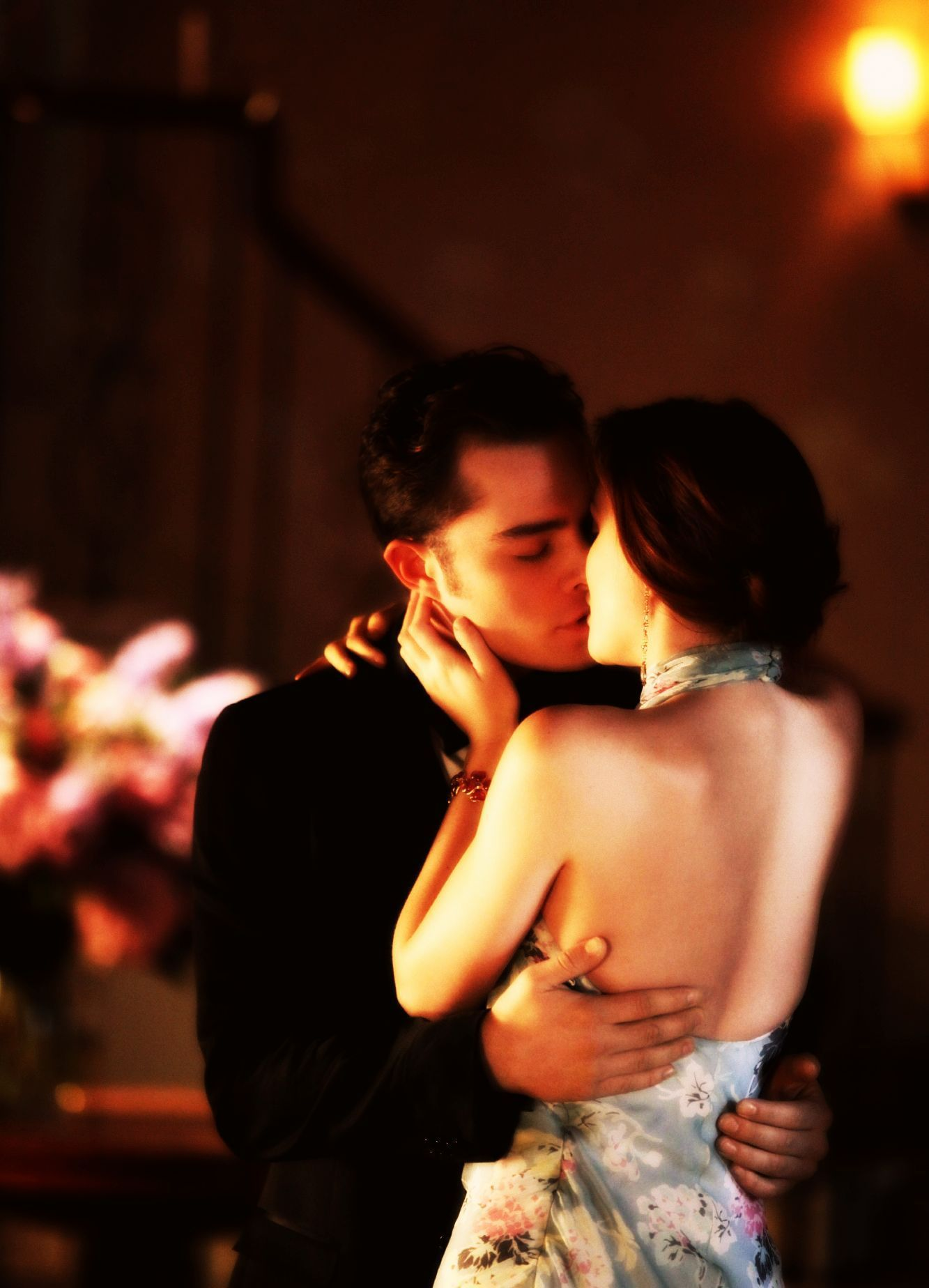 cb heaven 4x08   blair amp chuck fan art 16774412   fanpop