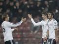 CFR Cluj(0) - (4)Bayern München