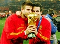 Cesc & Gerard - gerard-and-cesc photo