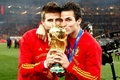 Cesc &amp; Gerard - gerard-and-cesc photo