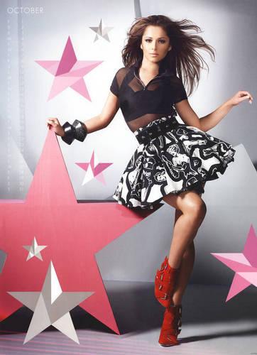 Cheryl 2010 calendar october