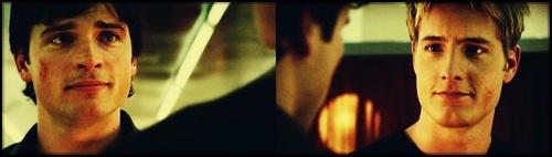 Clark Kent & Oliver Queen