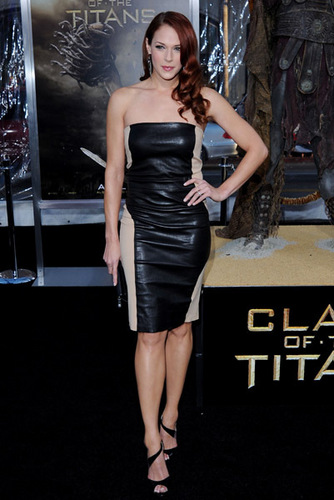Clash of the Titans Premiere - March 31, 2010