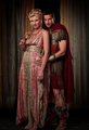 Claudius & Ilithyia - spartacus-blood-and-sand photo
