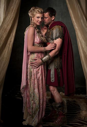 Claudius & Ilithyia