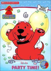 Clifford's कुत्ते का बच्चा, पिल्ला Days: Party Time