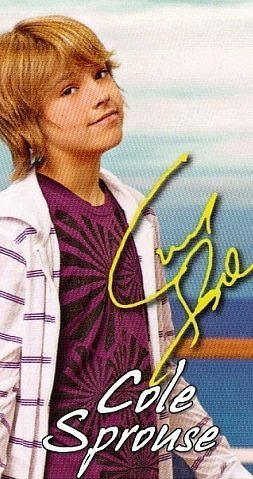 Cole Sprouse achtergrond titled Cole
