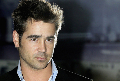 Colin Farrell wallpaper probably with a business suit and a portrait entitled Colin ;)