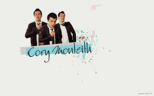Cory Monteith wallpaper probably with a sign entitled CoryMonteith Wallpapers !