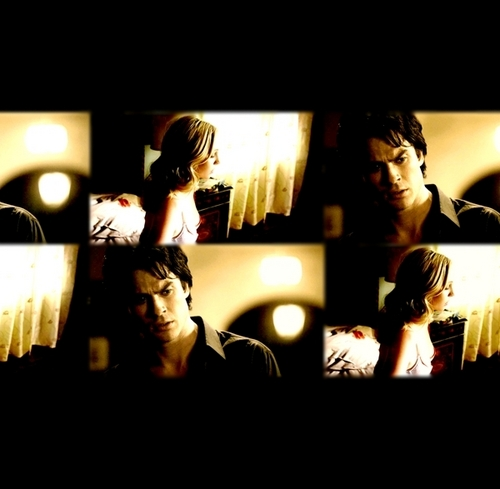 Damon/Caroline(:
