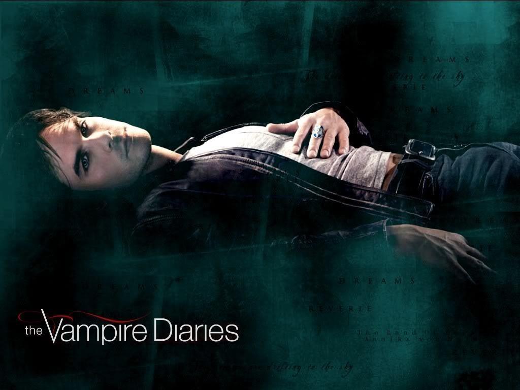Damon Salvatore - The Vampire Diaries Wallpaper (16713995 ...