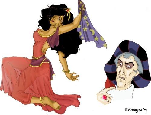 Dance, La Esmeralda