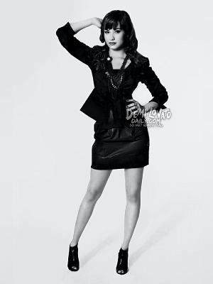Demi Lovato - C Craymer 2008 for Entertainment Weekly magazine photoshoot