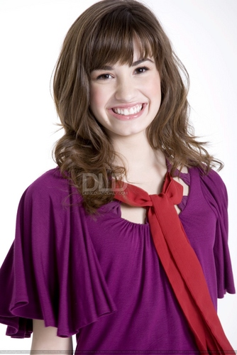 Demi Lovato - D Foreman 2008 for Girls' Life magazine photoshoot