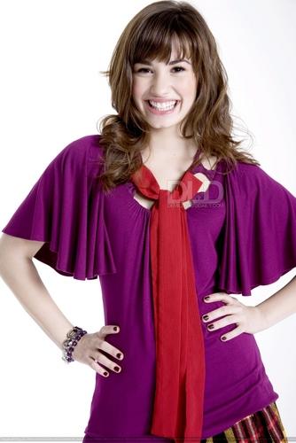 Demi Lovato - D Foreman 2008 for Girls' Life magazine photoshoot
