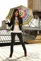 Demi Lovato - D Hallman 2008 for M magazine photoshoot