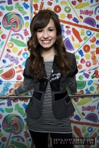 Demi Lovato - D Hallman 2008 for Twist magazine photoshoot