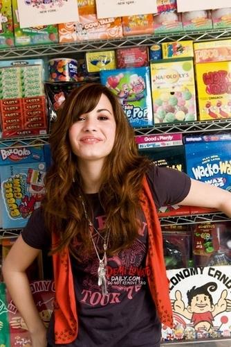 Demi Lovato - G Glasser 2008 for Entertainment Weekly magazine photoshoot