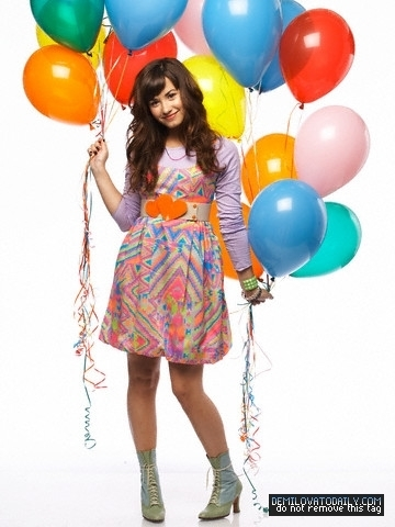 Demi Lovato - J Russo 2008 for Twist magazine photoshoot