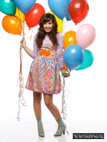 Demi Lovato - J Russo 2008 for Twist magazine photoshoot