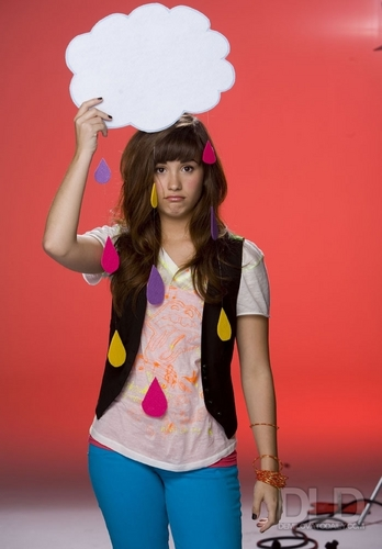 Demi Lovato - J Terrill 2008 for Bop & Tiger Beat magazine photoshoot