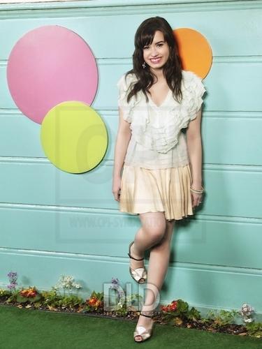 Demi Lovato - M Lavine 2009 for People magazine photoshoot