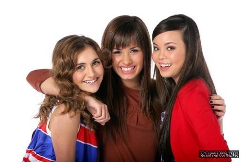 Demi Lovato - R Durham 2008 photoshoot