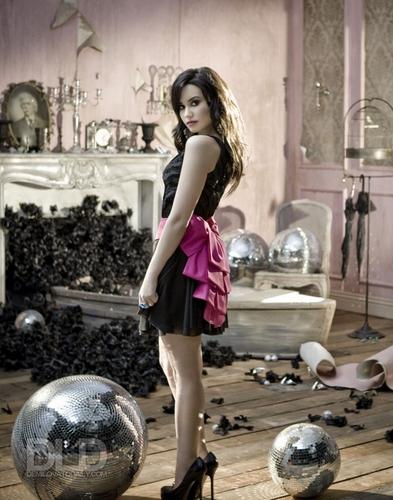 Demi Lovato - S Nields 2009 for Here We Go Again album photoshoot