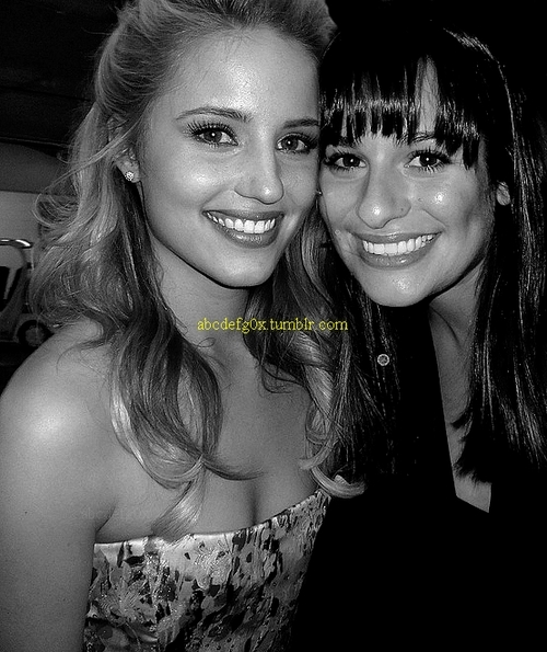 dianna agron and lea michele dating. Glees lea michele hollywoods a