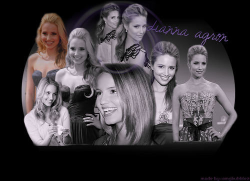 Dianna Background!