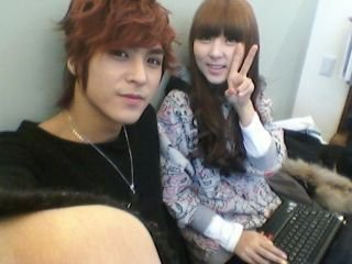 Dongwoon & Sohyun (Old) - 4minute Photo